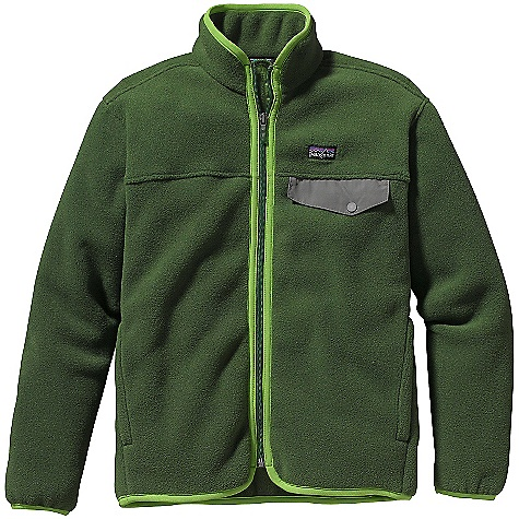 photo: Patagonia Synchilla Jacket fleece jacket