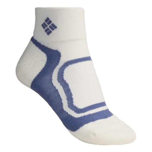Columbia Hiker Quarter Sock