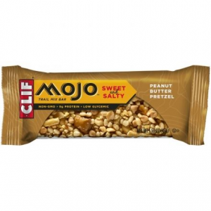 photo: Clif Mojo Peanut Butter Pretzel Bar bar