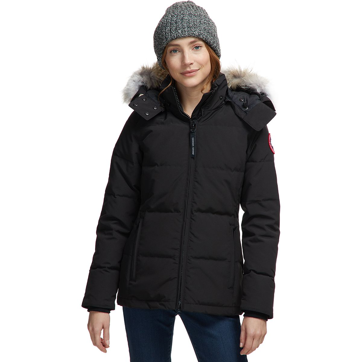 photo: Canada Goose Chelsea Parka down insulated jacket