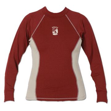 photo: Kokatat Men's Innercore Short Sleeve Top short sleeve paddling shirt