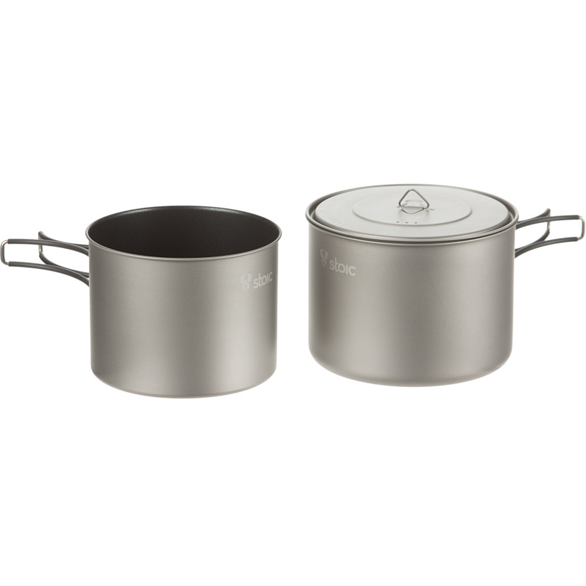 photo: Stoic Ti Pot Set pot/pan