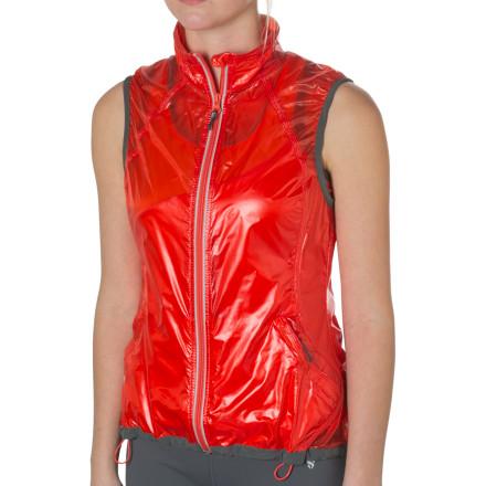 photo: Stoic Thrive Luminous Vest wind shell vest