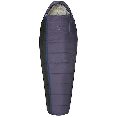 photo: Sierra Designs Marlette 35 warm weather synthetic sleeping bag