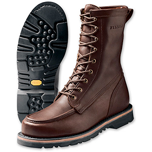 photo: Filson Uplander Boots backpacking boot