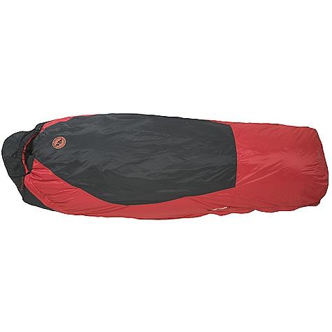 photo: Big Agnes Deep Creek 15° 3-season down sleeping bag