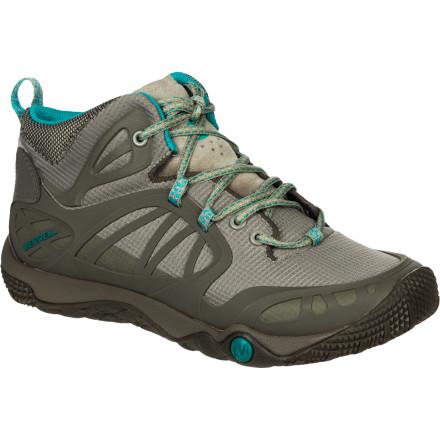 photo: Merrell Proterra Vim Mid Sport hiking boot