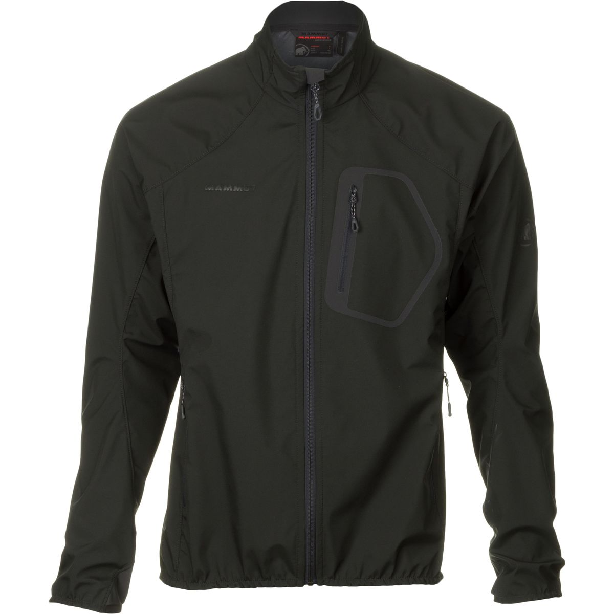 photo: Mammut Ultimate Light Jacket soft shell jacket