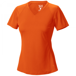 Mountain Hardwear DryHiker Tephra Short Sleeve T