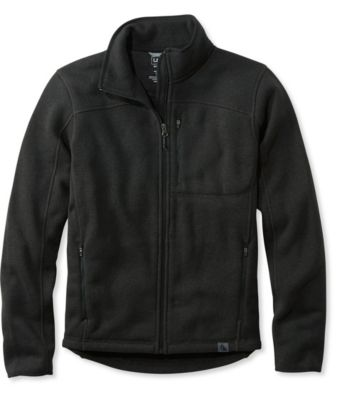 L.L.Bean Sweater Fleece Jacket