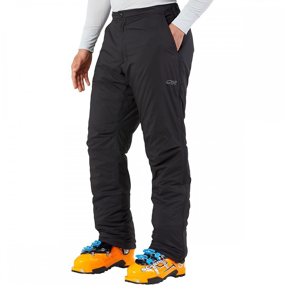 photo: Outdoor Research Refuge Pants synthetic insulated pant