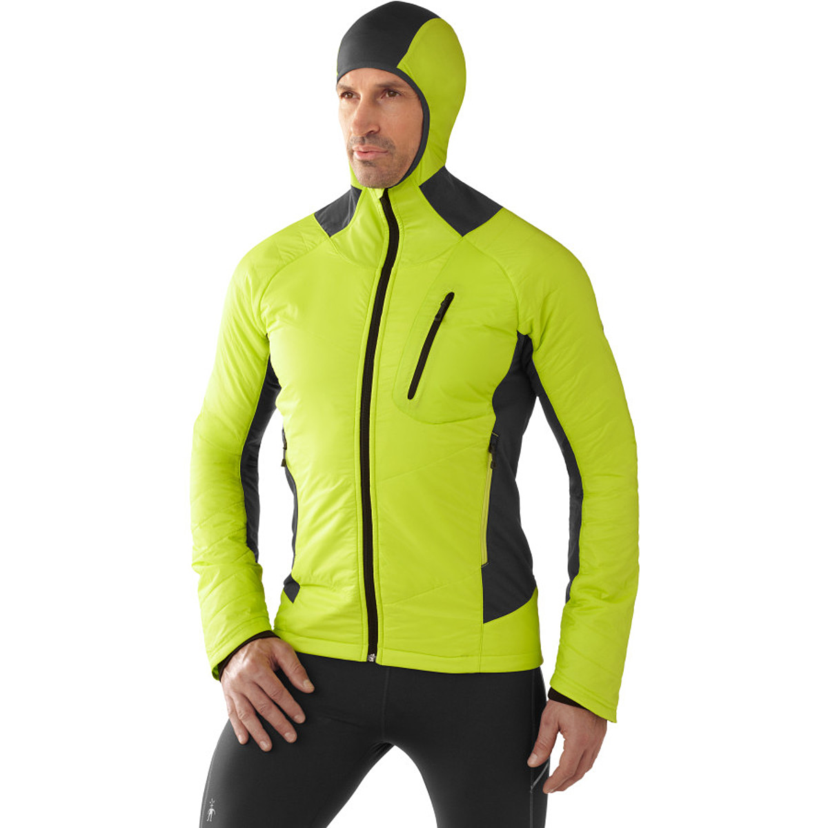 photo: Smartwool Men's PhD SmartLoft Divide Hoody Sport synthetic insulated jacket