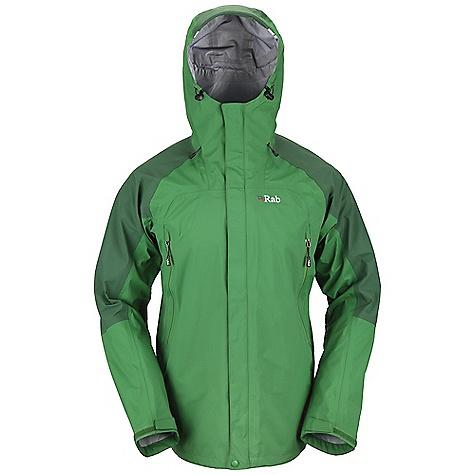 photo: Rab Bergen Jacket waterproof jacket