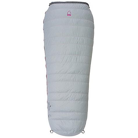 photo: Sierra Designs Laurel 15 3-season down sleeping bag