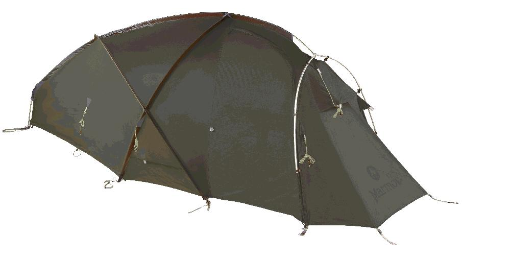 photo: Marmot Grid Plus 2P four-season tent