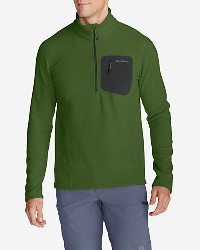 Eddie Bauer Cloud Layer Pro Fleece 1/4-Zip Pullover