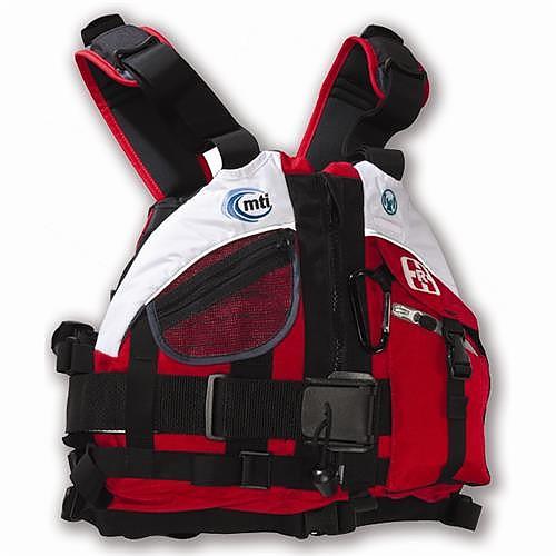 photo: MTI Thunder R Spec life jacket/pfd