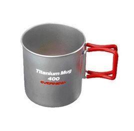 photo: Evernew Titanium Mug 400 cup/mug