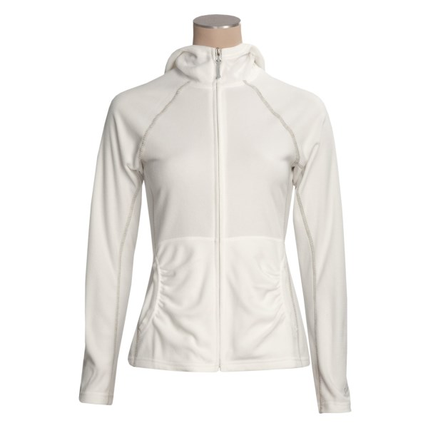 photo: White Sierra Delta Jacket fleece jacket