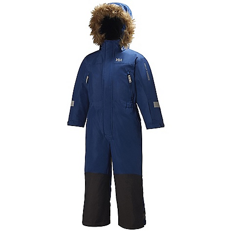 photo: Helly Hansen Powder INS Skisuit kids' snowsuit/bunting