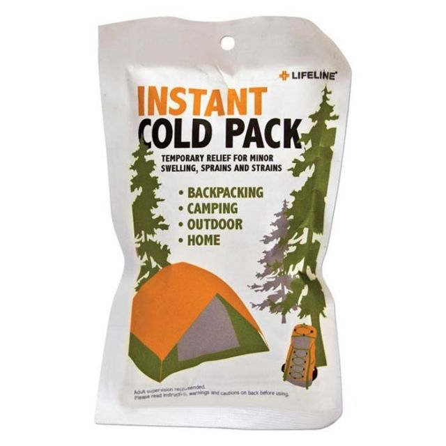 photo: Lifeline Instant Cold Pack first aid supply