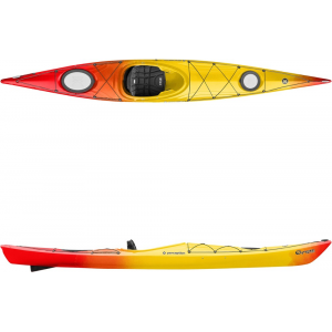 Perception Expression 15.0 Kayak with TruTrak Skeg