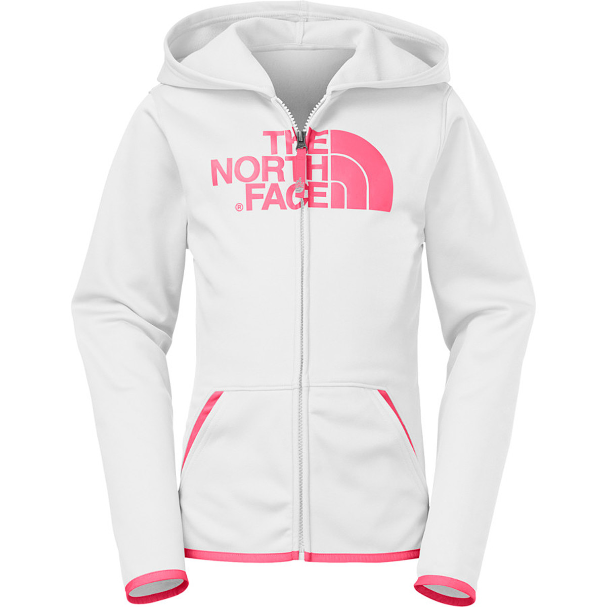 The North Face Performance Full Zip Hoodie