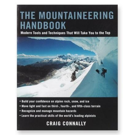 photo: Ragged Mountain Press The Mountaineering Handbook climbing book