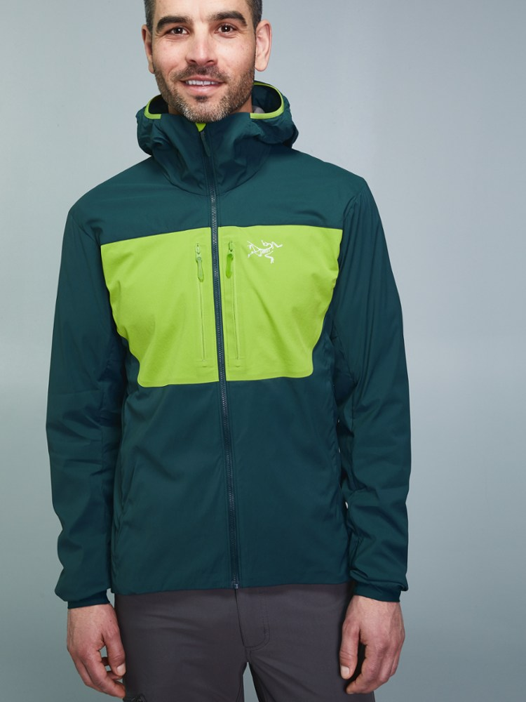 photo: Arc'teryx Proton FL Hoody synthetic insulated jacket