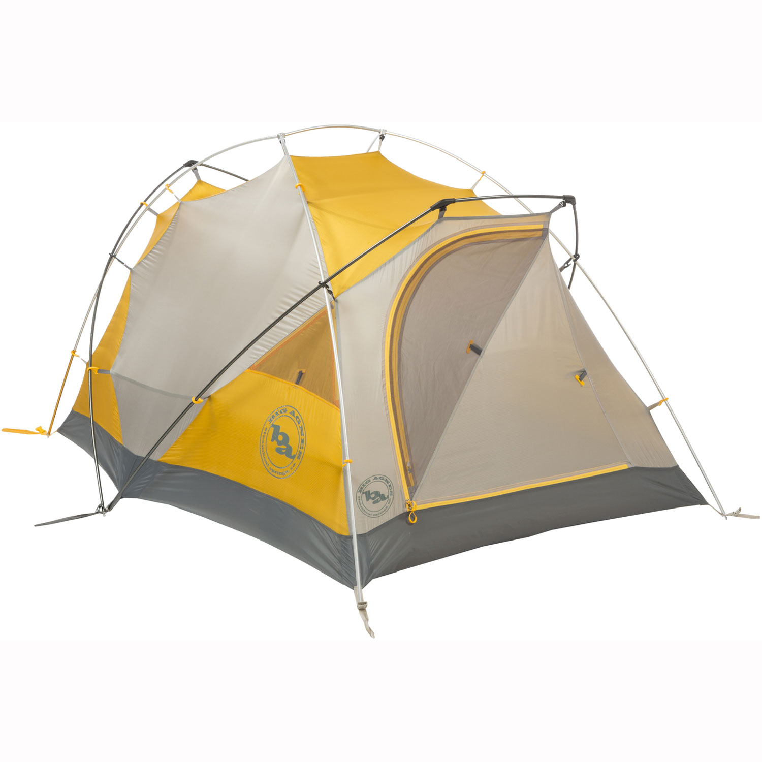 photo: Big Agnes Battle Mountain 2 four-season tent