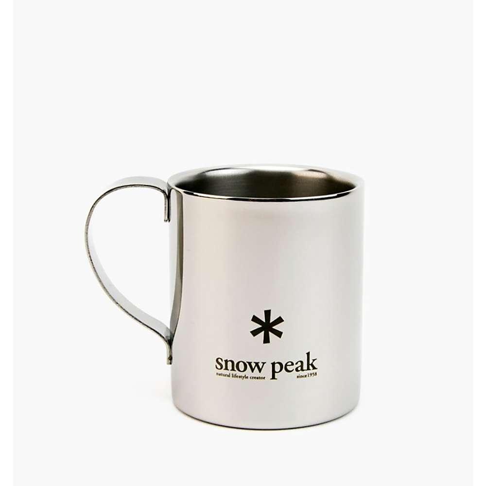 photo: Snow Peak Stainless Double 240 Mug cup/mug