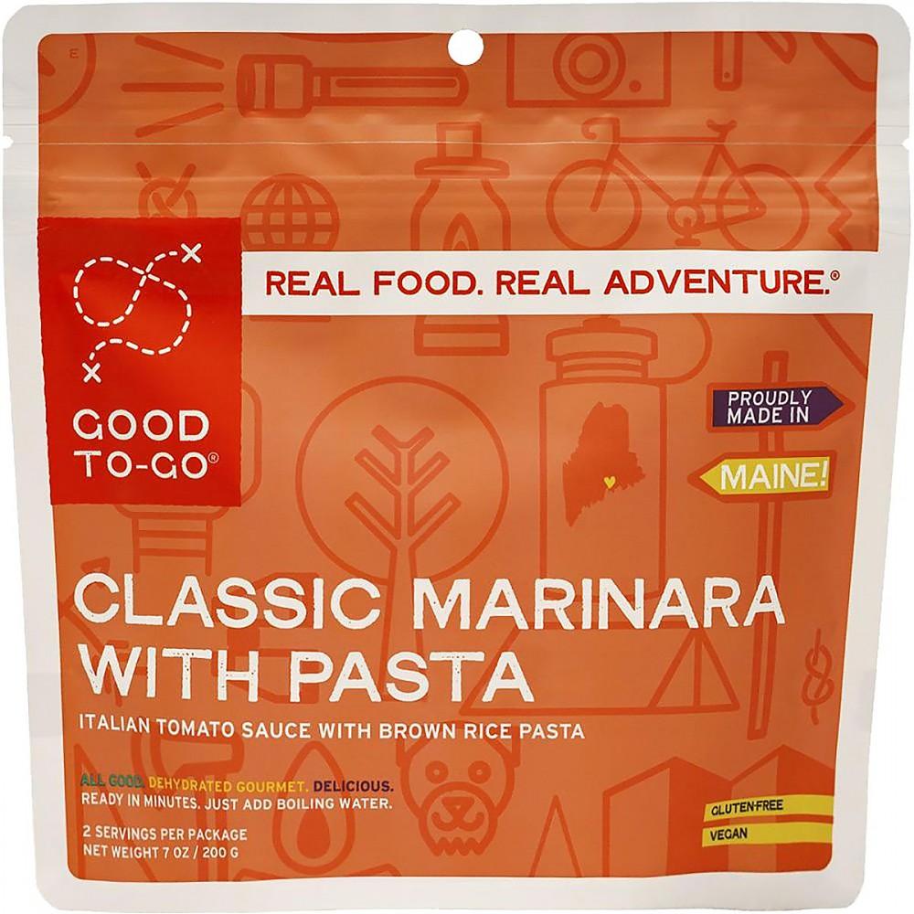photo: Good To-Go Classic Marinara with Penne entrée
