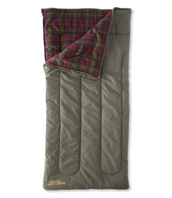 L.L.Bean Heritage Maine Guide Deluxe Sleeping Bag 20
