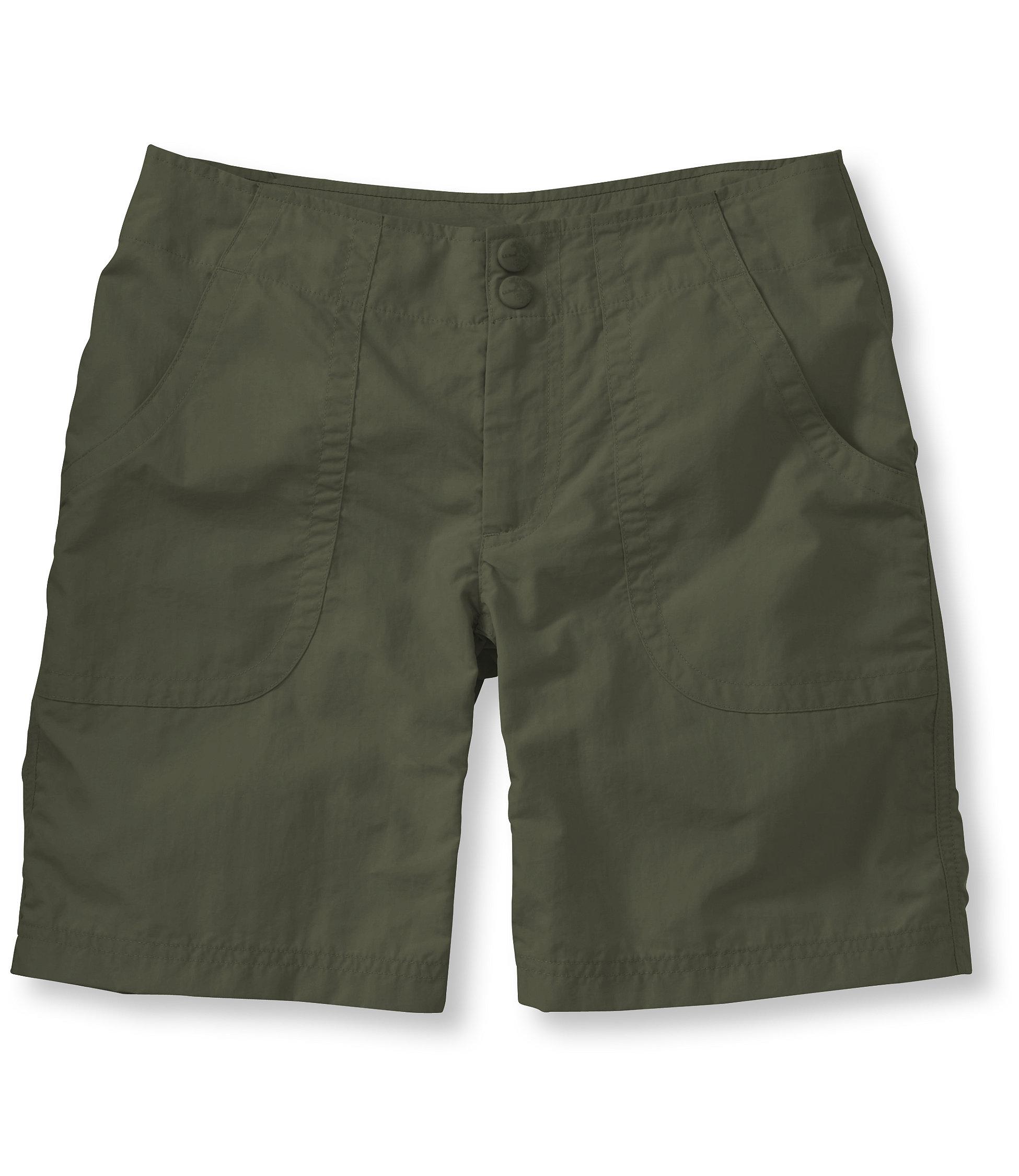 L.L.Bean Trekking Shorts