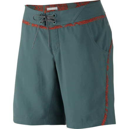 photo: Columbia Viva Bonita Long Boardshort active short
