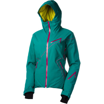 photo: Stoic Women's Bombshell Insulated Jacket synthetic insulated jacket