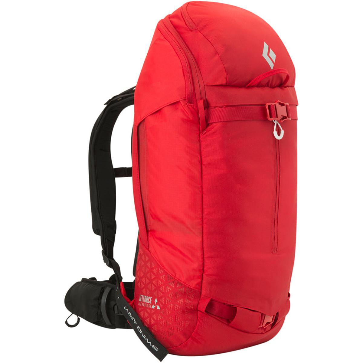photo: Black Diamond Saga 40 Jetforce Avalanche Airbag Pack avalanche airbag pack