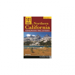 photo: Wilderness Press 101 Hikes in Northern California us pacific states guidebook