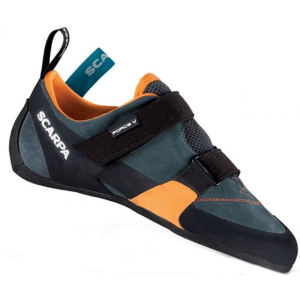 photo: Scarpa Force V climbing shoe