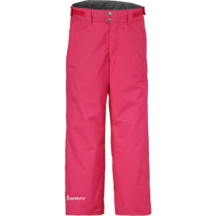 photo: Scott Girls' Slope Pant waterproof pant