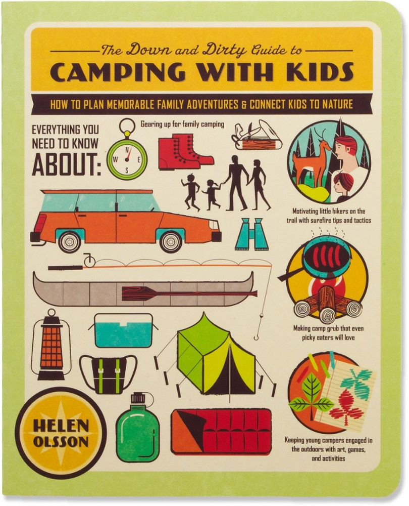 Random House The Down and Dirty Guide to Camping with Kids