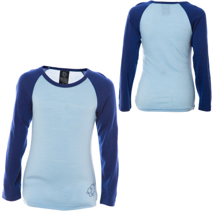 photo: Outside Baby Merino Top base layer top