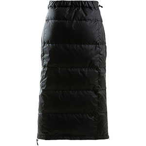 photo: Skhoop Alaska Long Down Skirt hiking skirt