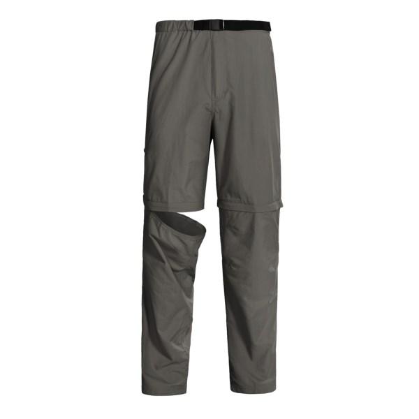 photo: Woolrich Calibur Convertible Pant hiking pant