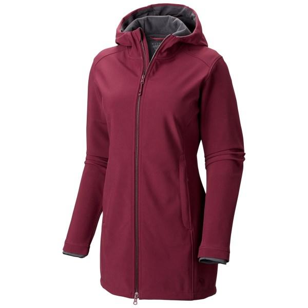 Mountain Hardwear Janetty Hooded Jacket