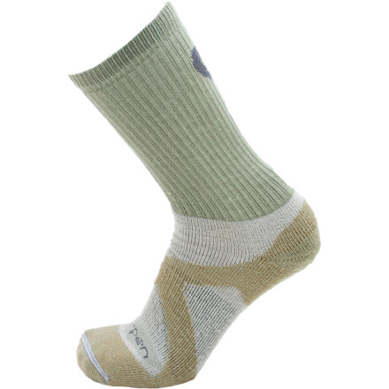 photo: Lorpen Men's Tri-Layer Mid Weight Hiking Sock hiking/backpacking sock