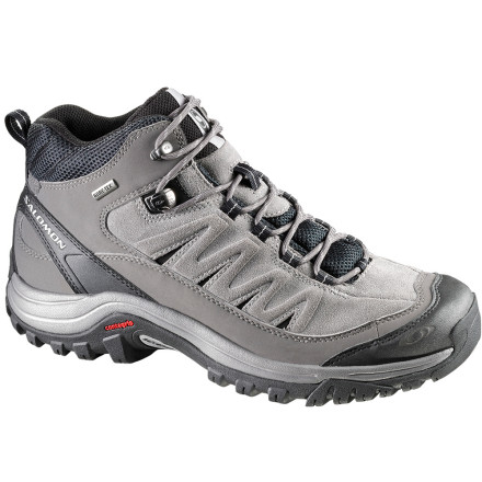 photo: Salomon Exit Peak Mid GTX hiking boot