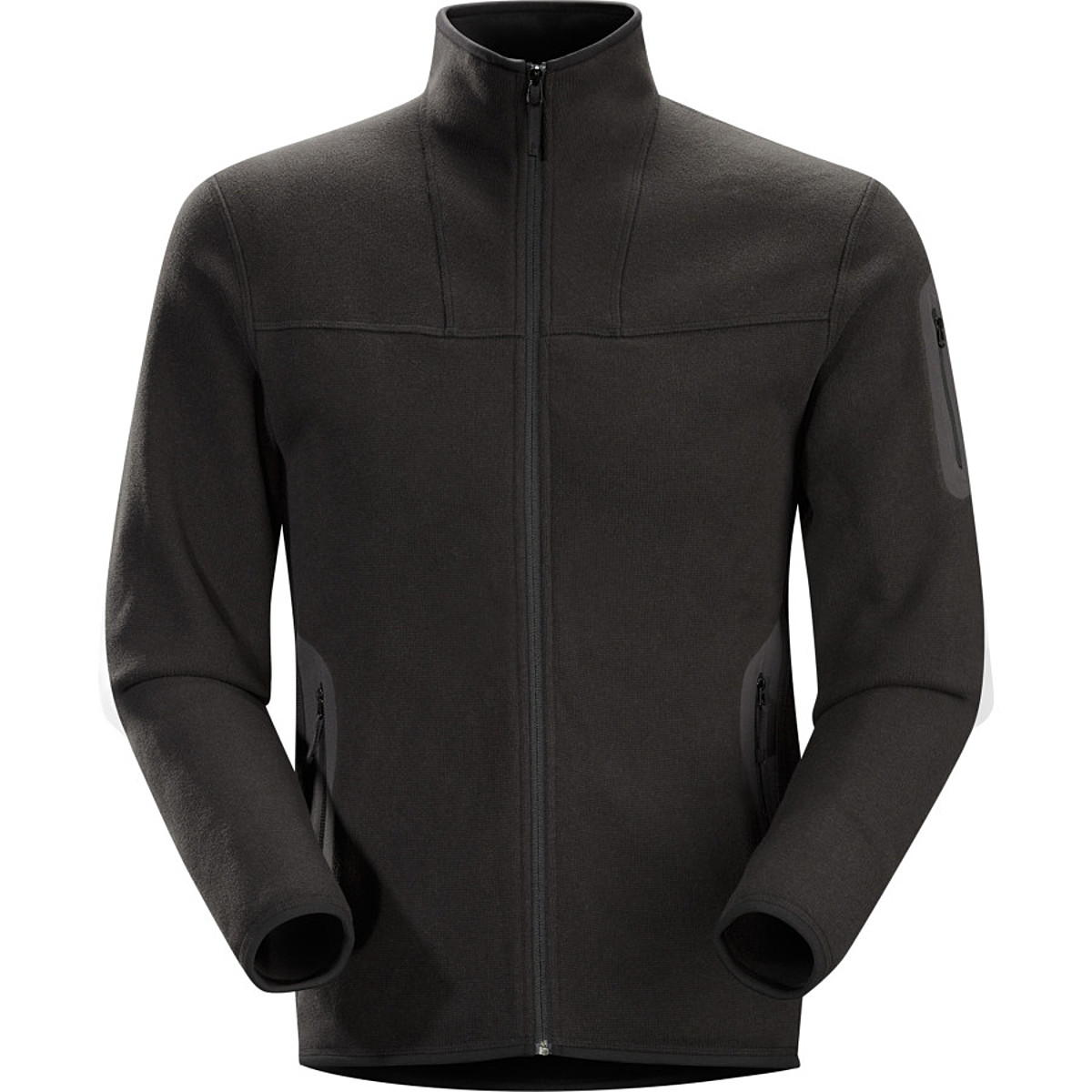 photo: Arc'teryx Men's Covert Cardigan fleece jacket