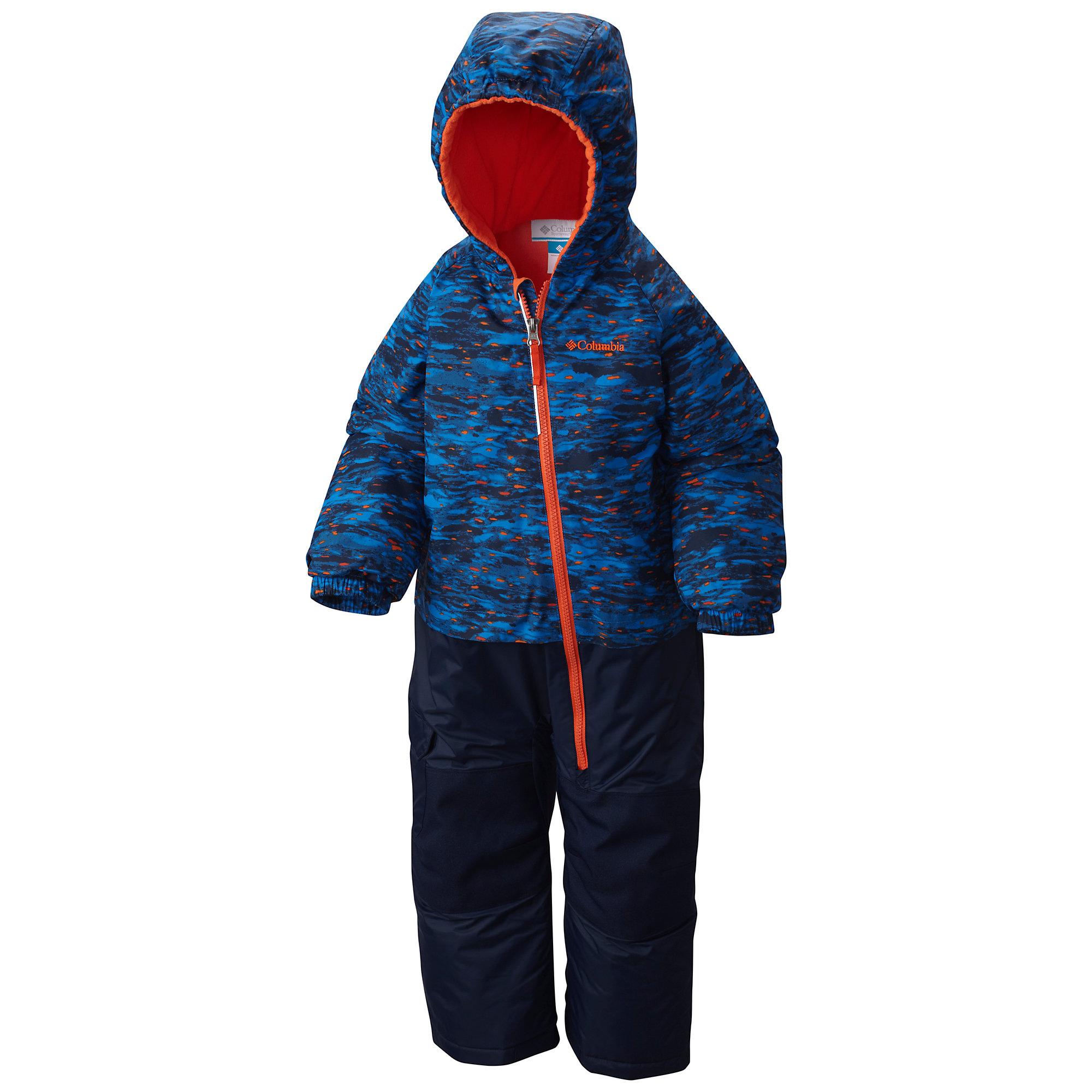 photo: Columbia Little Dude Suit kids' snowsuit/bunting