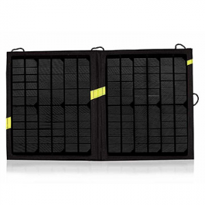 photo: Goal Zero Nomad 13 solar charger